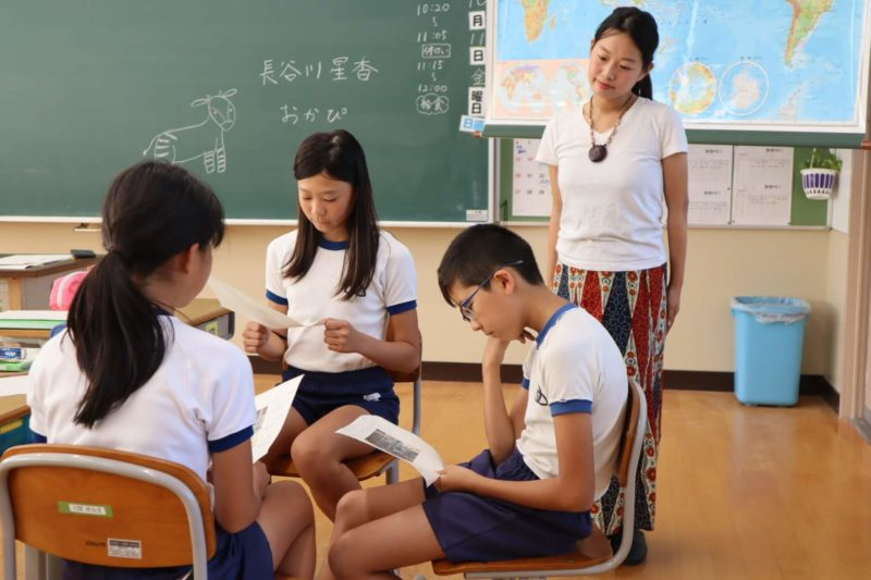 西海市 大串小学校 SDGs 総合学習