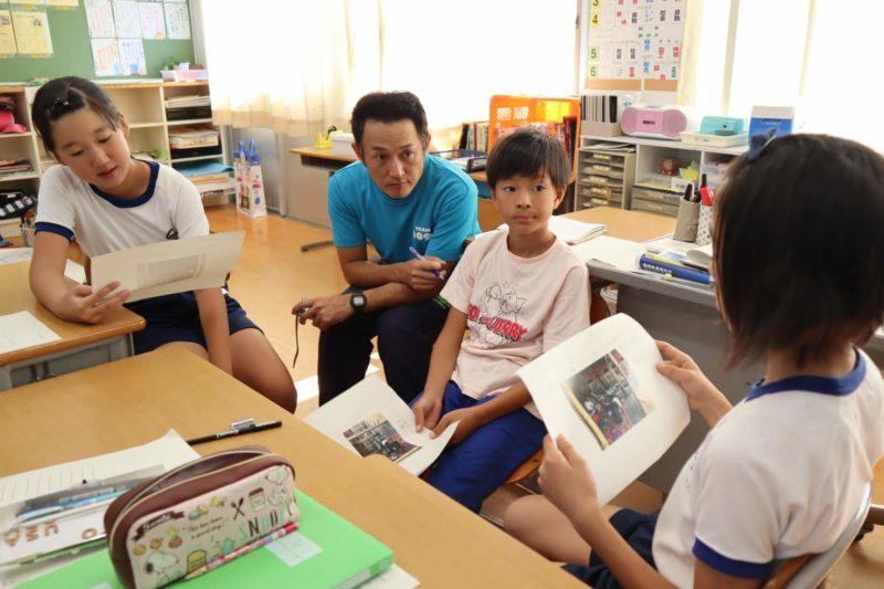西海市 大串小学校 SDGs 総合学習 西彼町