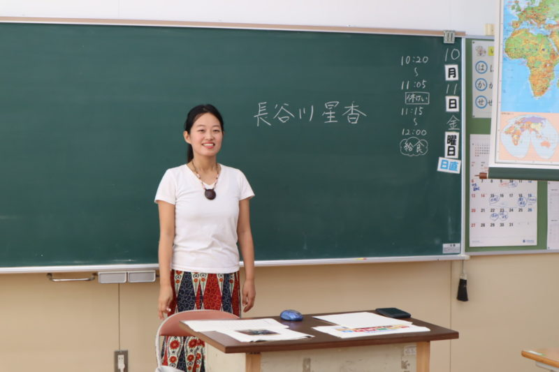 西彼町 大串小学校 SDGs 総合授業 西海市