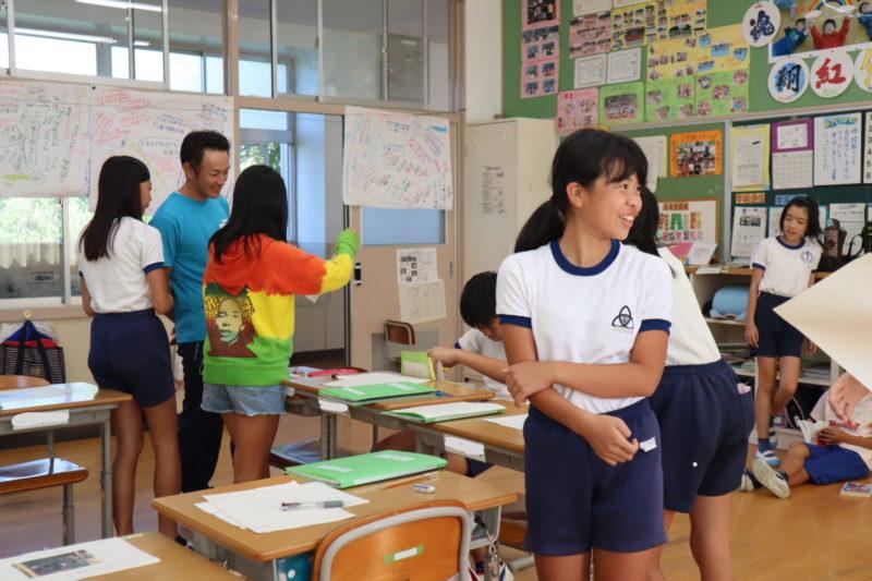 SDGs 総合学習 西海市 大串小学校 西彼町
