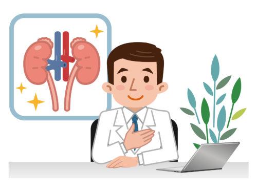 腎臓 講話