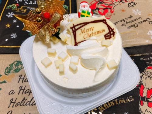 ウエストのおんな、クリスマスケーキ