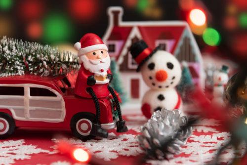 ウエストのおんな、クリスマス