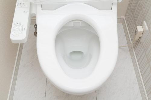 ウエストのおんな、トイレ